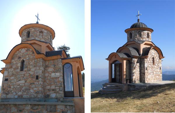 St. Preobrazenie - Kajmakcalan