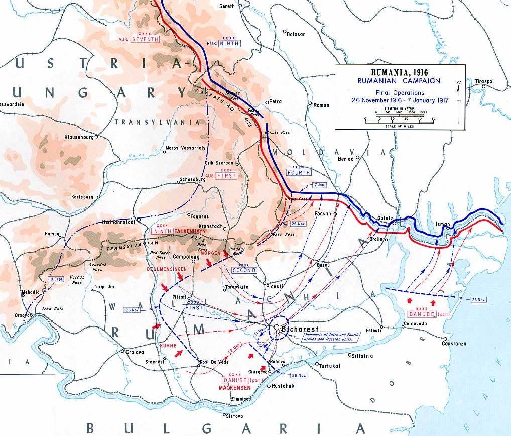 Romania WW1 3