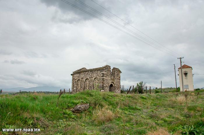 Gorna crkva Staravina Mariovo Macedonia